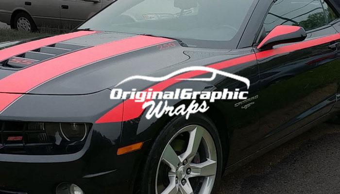Original Graphic Wraps Featured on a Designer's Blog