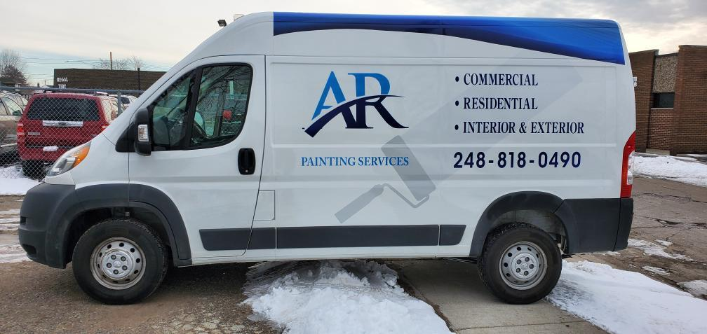 Business Vehicle Wraps